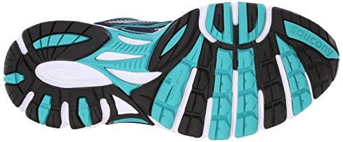 Saucony Grid Cohesion 9 Damen Maschenweite Laufschuh Silber