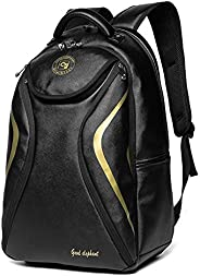 Explopur Sports Backpack,30L Tennis Backpack Sports Travel Backpack Daypack with Separate Shoe Compartment for