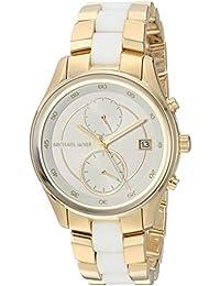 514889af0c83 Michael Kors Analog White Dial Women s Watch-MK6466