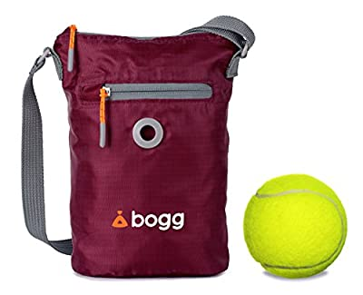 Bogg - An all-in-one dog poo bag dispenser and waste carrier. Rainproof, lightweight and foldaway. Bags. Holder.