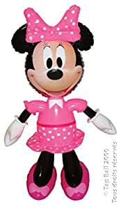 Personnage Gonflable Minnie 49 cm