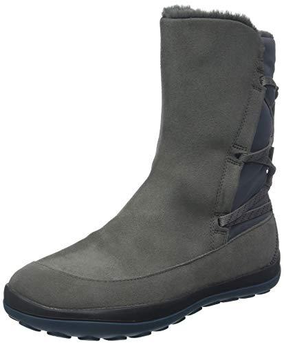 Camper Peu Pista, Botas altas para Mujer, Gris (Medium Gray 030), 39 EU