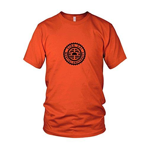 DBZ: King Kai University - Herren T-Shirt, Größe: S, Farbe: (King Kostüm Kai Xenoverse)