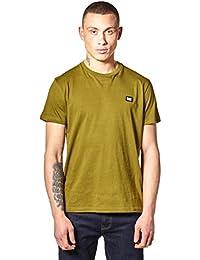 Weekend Offender Men's Ishiguro SS T-Shirt Olive