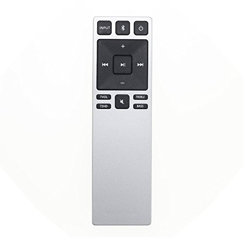 Aurabeam XRS321 Replacement Soundbar Remote Control for Vizio Sound Bar