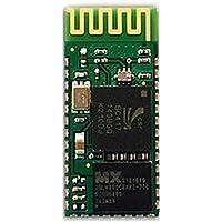 Morza Módulo Bluetooth HC-05 de Bluetooth para Adaptador de Puerto Serie Grupo módulo Adaptador de RSE Maestro-Esclavo Integral
