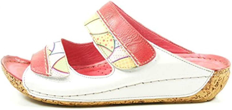 Gemini 32140-29 Schuhe Damen Sandalen Pantoletten Clogs