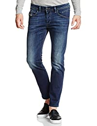 Diesel - 00S4IN 0814W BELTHER L.32 - Pantalon Homme