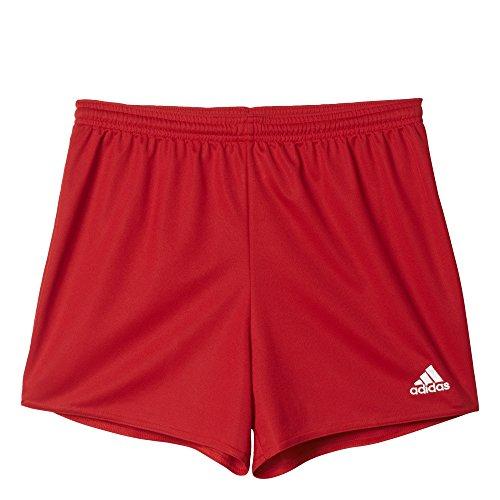 Adidas Parma 16SHO W, Shorts Damen,rot (Rojpot/weiß),XS (Frauen-fußball-shorts)