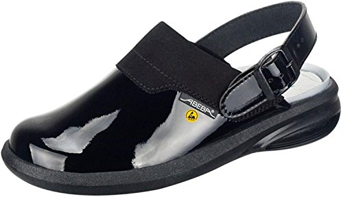 Abeba 37621-40 Easy Chaussure sabot ESD Taille 40 Noir
