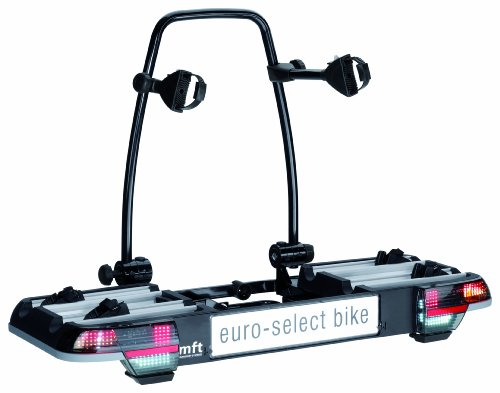 MFT 1202 Euro-Select Bike Fahrradheckträger für 2 Fahrräder