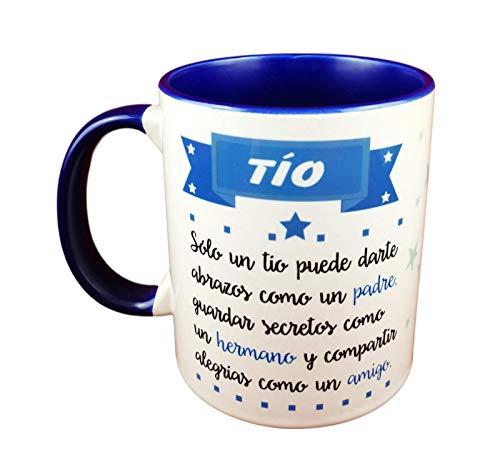 MISORPRESA Taza Color DEFINICION DE TIO....