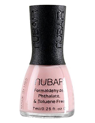 Nubar Mode Nagellack baby pink, 1er Pack (1 x 15 ml)