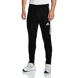 adidas Tiro17 Trg Pnt Pantalones, Hombre, Negro (Negro/Blanco/Blanco), M