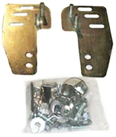 Performance Accessories 60023 Dodge PU Rear Bumper Brackets For 2/3 Lift 1994-2000 by Performance Accessories