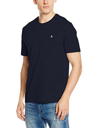 original-penguin-embroidered-logo-t-shirt-homme-blue-dark-sapphire-l