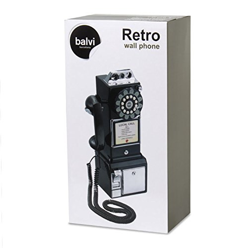 Telefono de Pared Retro