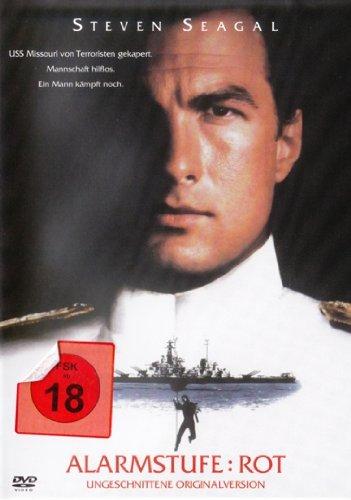 Bild von Alarmstufe Rot 1 DVD - FSK 18 uncut Version mit Steven Seagal