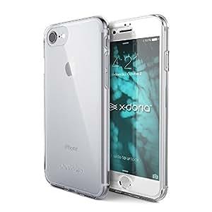 iPhone 7 caso, X-Doria Case (Difesa vetro 360 °) per iPhone 7, copertura completa con vetro temperato proteggi schermo, Premium protettivo iPhone 7 Caso