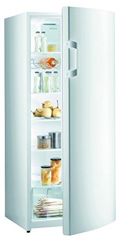 Gorenje R6152BW Kühlschrank / A++ / Höhe 145 cm / Kühlen: 302 L / Weiß / Umluft-Kühlsystem / 5 Glasabstellflächen