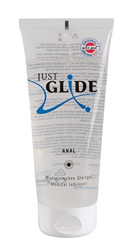 Just Glide Gleitgel Anal 200 ml, 200 ml