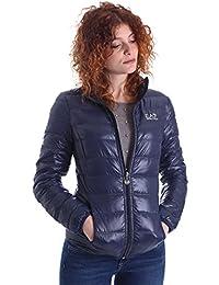 it E Donna Cappotti Armani Abbigliamento Amazon Giacche Emporio 87wSC