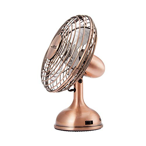 Unten Beleuchtung Kronleuchter (Bdeng Innenbeleuchtung 4-Zoll-USB-Tischventilator/Mini-Metallventilator/Ventilator für Studentenwohnheime/Büro-Tischventilator/Bett-Tischventilator/Lüfter für leise Kinder/Drehventilator)