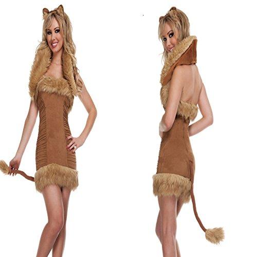 Gorgeous Absatz Katze Mädchen Cosplay Halloween-Kostüm Bar Nachtclub Sänger Kleidung Spielkleidung