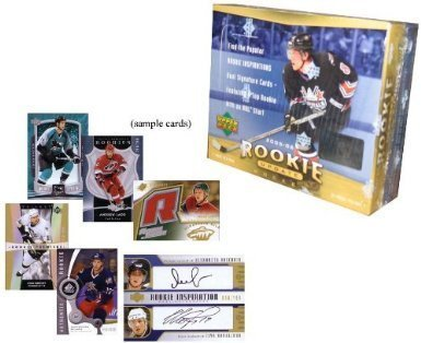 2005/06 Upper Deck Rookie Update Hockey Cards Hobby Box by Upper Deck