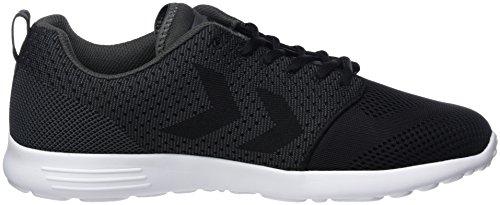 Hummel Zeroknit Ii, baskets Basses Sport Unisexes - Noir (noir)