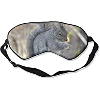 Little Squirrel Grey 99% Eyeshade Blinders Sleeping Eye Patch Eye Mask Blindfold For Travel Insomnia Meditation preisvergleich bei billige-tabletten.eu