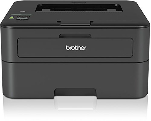 Brother HL-L2360DN Monochrome Laserdrucker (2400 x 600 dpi, USB 2.0) schwarz - All Portable Drucker In One
