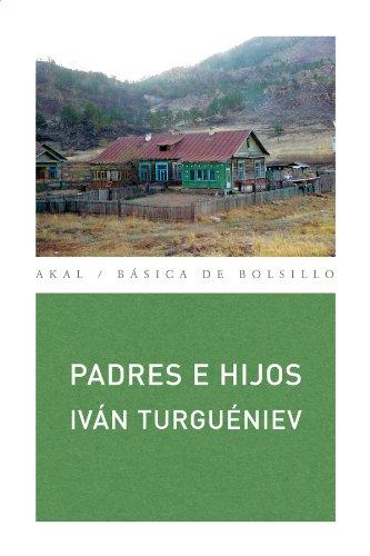 Padres e hijos (Básica de Bolsillo) por Iván Turguéniev