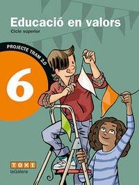 TRAM 2.0 Educació en valors 6 - 9788441223820