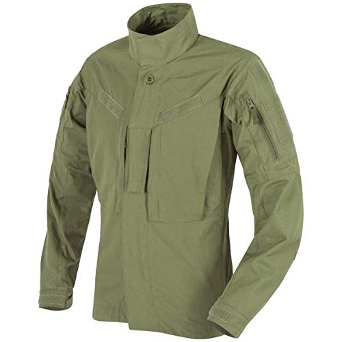 Ripstop-uniform (Helikon Tex MBDU Shirt Uniform - NyCo Ripstop - Olive Green)