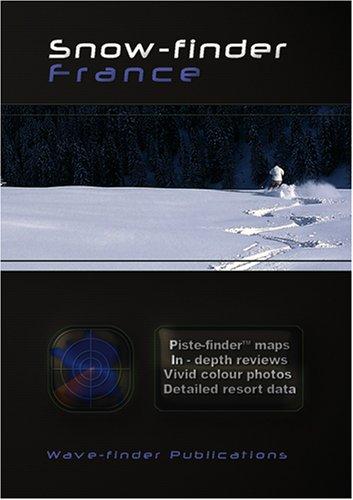Snowfinder Guide to France por Hugh Hutchinson