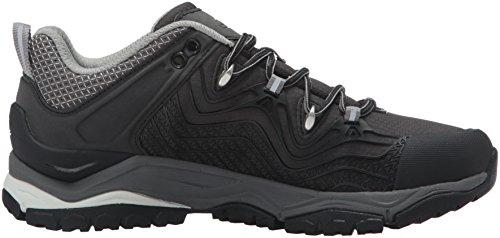 Keen Aphlex, Chaussures de Randonnée Basses Femme Black/Gargoyle