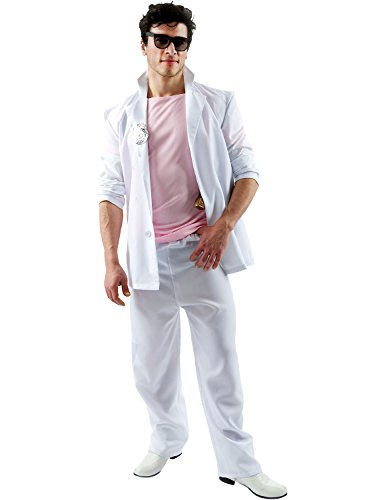 "Preisvergleich Produktbild ""Sonny"" Crockett (Miami Vice) Kostüm Karneval Fasching Verkleidung Herren Standard"