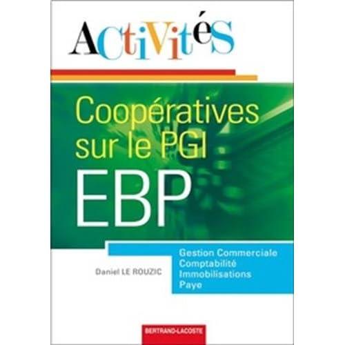 Activités coopératives sur le PGI EBP