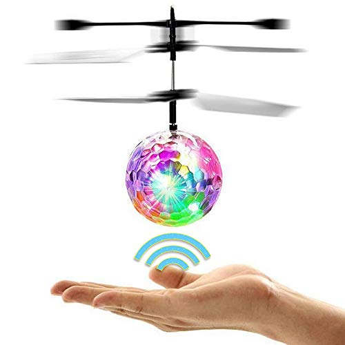 Mein HERZ RC Flying Ball Control Remoto Flying Toy