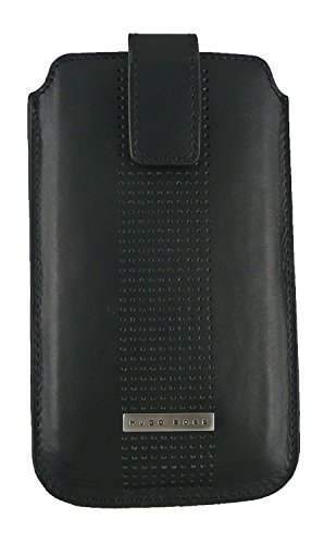 BOSS Hugo ma109048Schutzhülle schwarz Tasche für Handy-Hüllen für Mobiltelefone (Schutzhülle, Orange, San Diego, schwarz)