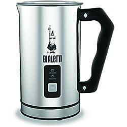 Bialetti MK01 - Espumador de leche (Corriente alterna, 500 W, 50/60, 200-240, 100 mm, 156 mm)