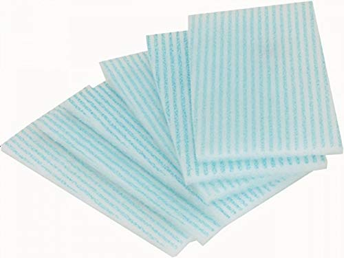 Esponja jabonosa desechable napa 12x20cm 90grs. 24 paquetes x 24 unidades (576 unidades)