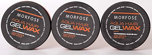 Morfose Gel-Wax Extra Shining 3 x 175ml -