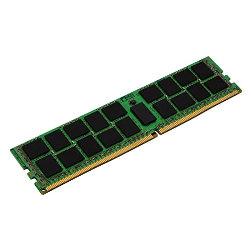 Kingston KVR24R17D8/16MA ValueRAM Server Speicher (16GB, 2400MHz, DDR4 ECC Reg CL17 DIMM, Micron A) - Reg Ecc-speicher-modul