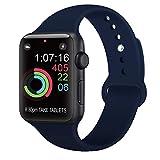 AK Compatible Apple Watch Bracelet 42 mm 38 mm 44 mm 40 mm, Bracelet de Sport en...