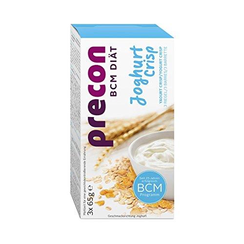 Precon BCM JoghurtCrisp Riegel 3er Packung