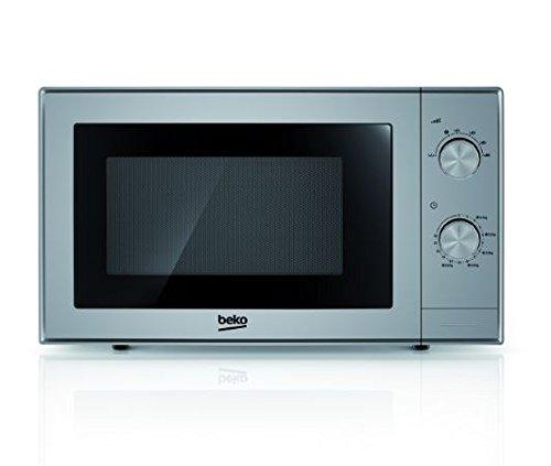 Beko 8850453200 MOC 20100 S Microwave, 20 liters, silber