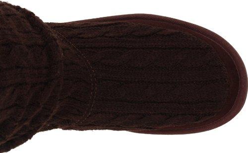 Skechers Keepsakes Blur, Damen Stiefel Braun (Choc)