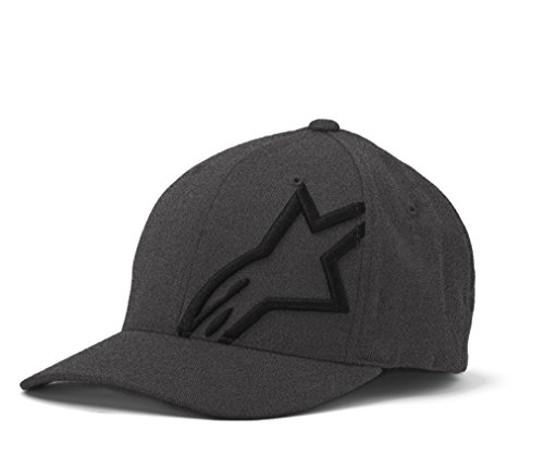 Alpinestars Herren Hat/Beanie CORP SHIFT 2 FLEXFIT, Grau, S/M, 1032-81008